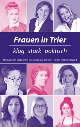 Abbildung von International Club Trier | Frauen in Trier | 1. Auflage | 2017 | beck-shop.de