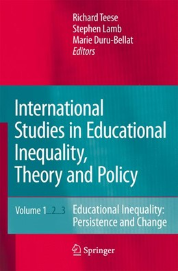 Abbildung von Duru-Bellat / Lamb / Teese | International Studies in Educational Inequality, Theory and Policy | Softcover reprint of the original 1st ed. 2007 | 2016