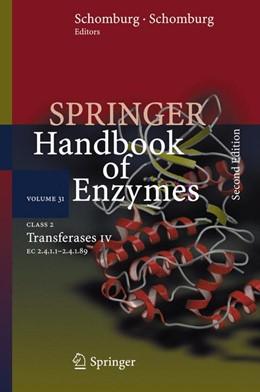 Abbildung von Schomburg | Class 2 Transferases IV | Softcover reprint of the original 2nd ed. 2006 | 2016 | EC 2.4.1.1 - 2.4.1.89