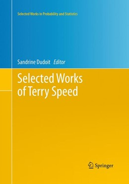 Abbildung von Dudoit   Selected Works of Terry Speed   Softcover reprint of the original 1st ed. 2012   2016