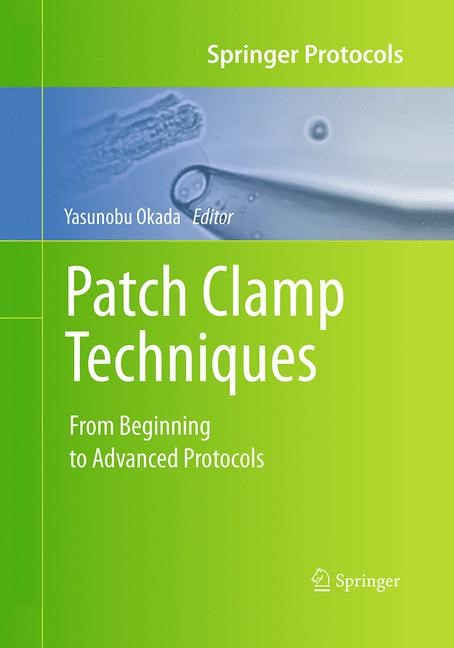 Patch Clamp Techniques | Okada | Softcover reprint of the original 1st ed. 2012, 2016 | Buch (Cover)