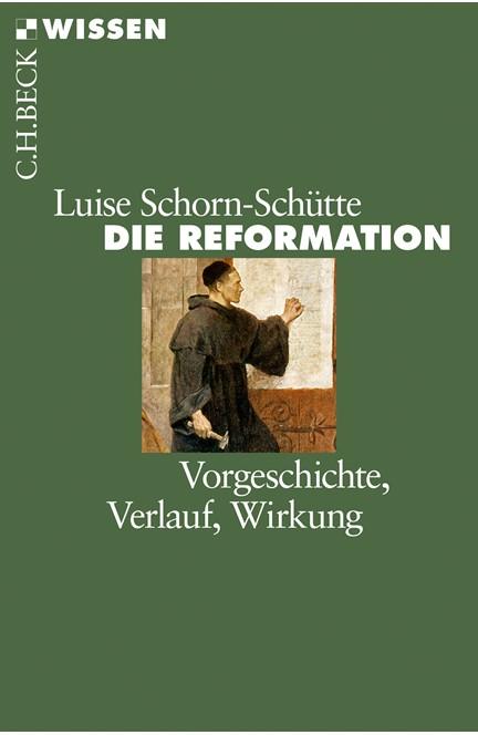 Cover: Luise Schorn-Schütte, Die Reformation