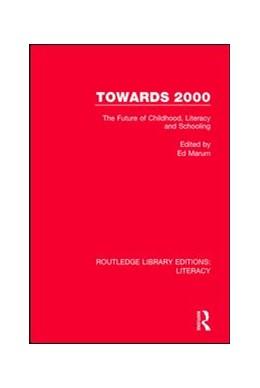 Abbildung von Marum | Towards 2000 | 2017 | The Future of Childhood, Liter...