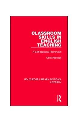 Abbildung von Peacock | Classroom Skills in English Teaching | 1. Auflage | 2017 | beck-shop.de