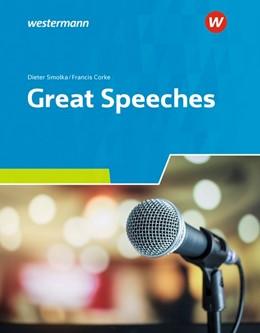 Abbildung von Corke / Smolka   Great Speeches   1. Auflage   2019   beck-shop.de
