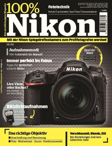 Abbildung von 100% Nikon   2017