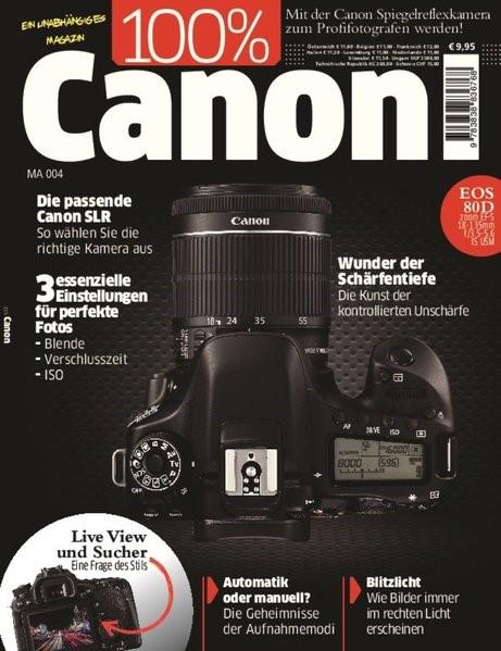 Abbildung von 100 % Canon | 2017