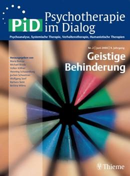 Abbildung von Wilms / Rotthaus | Psychotherapie im Dialog - Geistige Behinderung | 2008