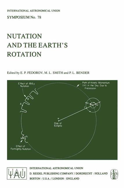 Abbildung von Fedorov / Smith | Nutation and the Earth's Rotation | 1980