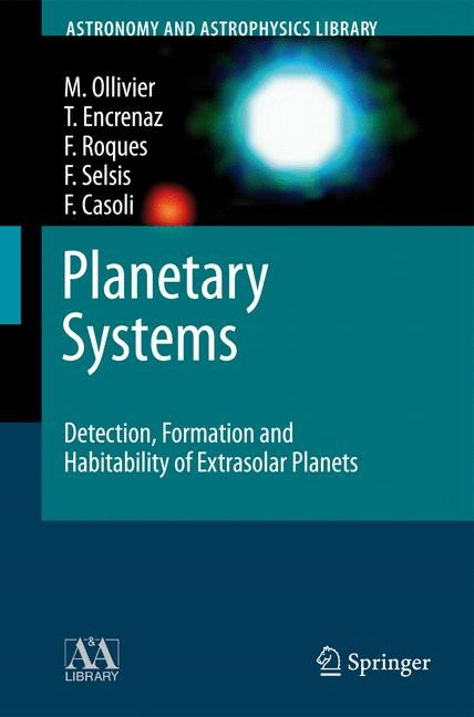 Planetary Systems | Ollivier / Encrenaz / Roques, 2008 | Buch (Cover)