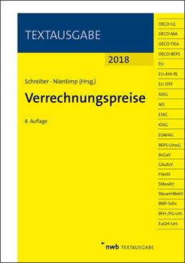 Abbildung von Schreiber / Nientimp (Hrsg.) | Verrechnungspreise | 8. Auflage | 2019