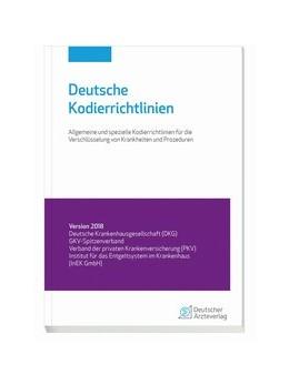 Abbildung von Deutsche Kodierrichtlinien 2018 | 1. Auflage | 2017 | beck-shop.de
