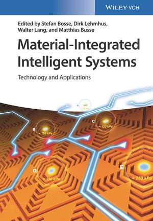 Material-Integrated Intelligent Systems | Bosse / Lehmhus / Lang / Busse, 2018 | Buch (Cover)