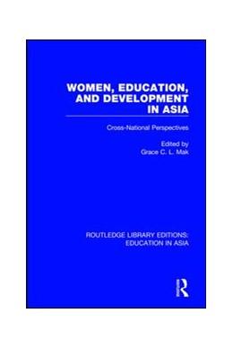 Abbildung von Mak   Women, Education and Development in Asia   2017   Cross-National Perspectives   12