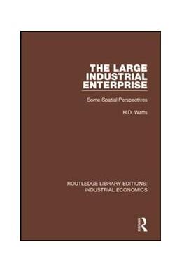 Abbildung von Watts | The Large Industrial Enterprise | 1. Auflage | 2018 | 16 | beck-shop.de