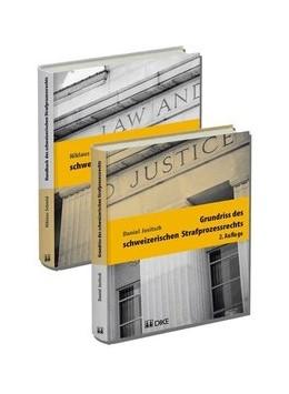 Abbildung von Schmid / Jositsch | Paket: Handbuch & Grundriss des schweizerischen Strafprozessrechts | Auflage | 2013 | Niklaus Schmid, Handbuch des s...