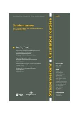 Abbildung von Giger / Seidl | Strassenverkehr / Circulation routière | 2014