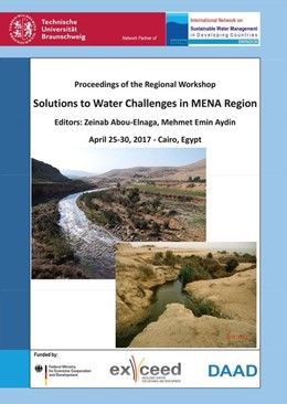 Abbildung von Abou-Elnaga / Aydin | Solutions to Water Challenges in MENA Region | 1. Auflage | 2017 | beck-shop.de