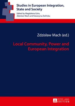 Abbildung von Mach | Local Community, Power and European Integration | 1. Auflage | 2017 | beck-shop.de