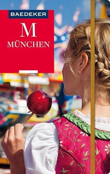 Baedeker Reiseführer München | Abend | 17. Auflage, 2018 | Buch (Cover)