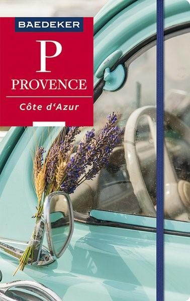 Baedeker Reiseführer Provence, Côte d'Azur | Abend | 16. Auflage, 2018 | Buch (Cover)