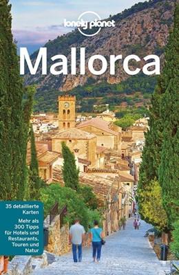 Abbildung von McNaughtan / Harper   Lonely Planet Reiseführer Mallorca   4. Auflage   2017