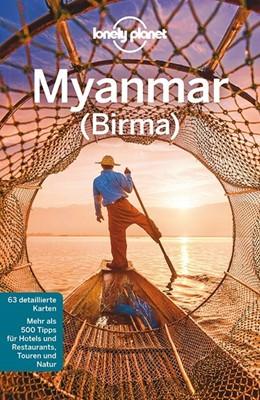 Abbildung von Richmond / Eimer / Karlin | Lonely Planet Reiseführer Myanmar (Burma) | 1. Auflage | 2018