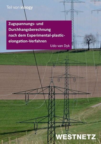 Zugspannungs- und Durchhangsberechnung nach dem Experimental-plastic-elongation-Verfahren | Dyk, 2017 | Buch (Cover)