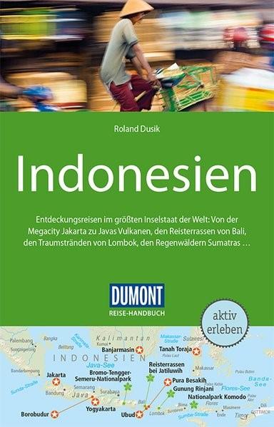 DuMont Reise-Handbuch Reiseführer Indonesien   Dusik   3. Auflage, 2017   Buch (Cover)