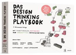 Abbildung von Lewrick / Link / Leifer | Das Design Thinking Playbook | 2., überarbeitete Auflage | 2018 | Mit traditionellen, aktuellen ...