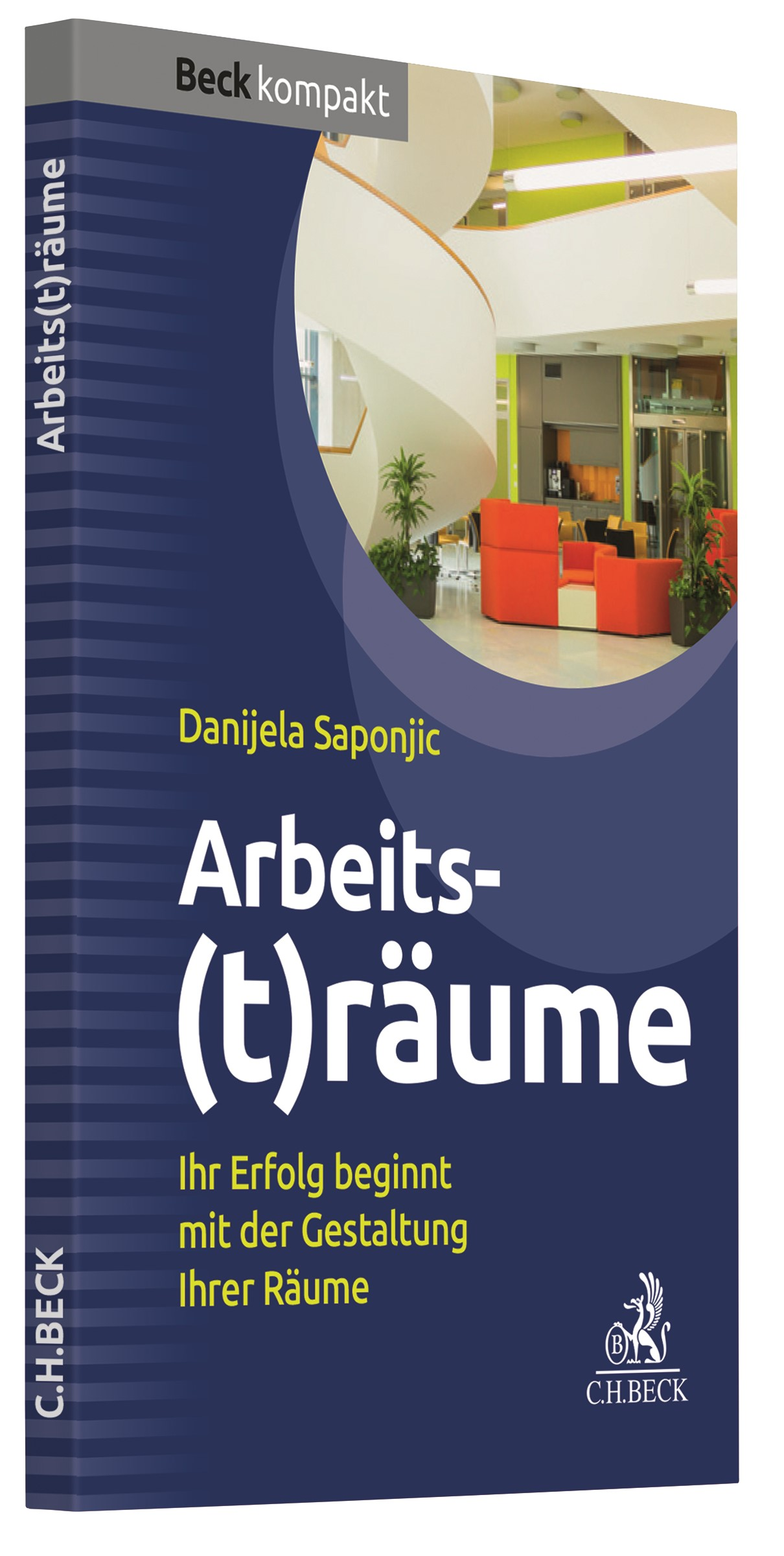Arbeits(t)räume | Saponjic, 2018 | Buch (Cover)