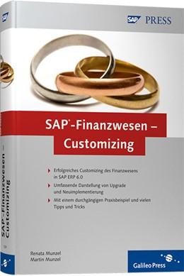 Abbildung von Munzel   SAP-Finanzwesen – Customizing   1. Auflage 2009   2009