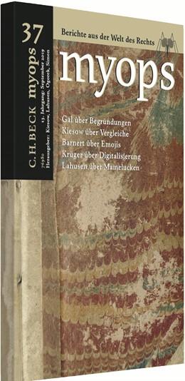 Abbildung von myops   12. Auflage   2021   beck-shop.de