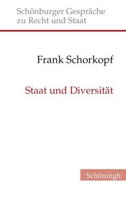 Abbildung von Schorkopf | Staat und Diversität | 2017 | Agonaler Pluralismus für die l... | 30