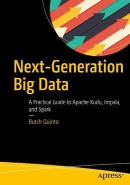 Abbildung von Quinto | Next-Generation Big Data | 1. Auflage | 2018 | beck-shop.de