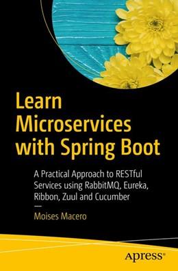 Abbildung von Macero | Learn Microservices with Spring Boot | 1. Auflage | 2017 | beck-shop.de