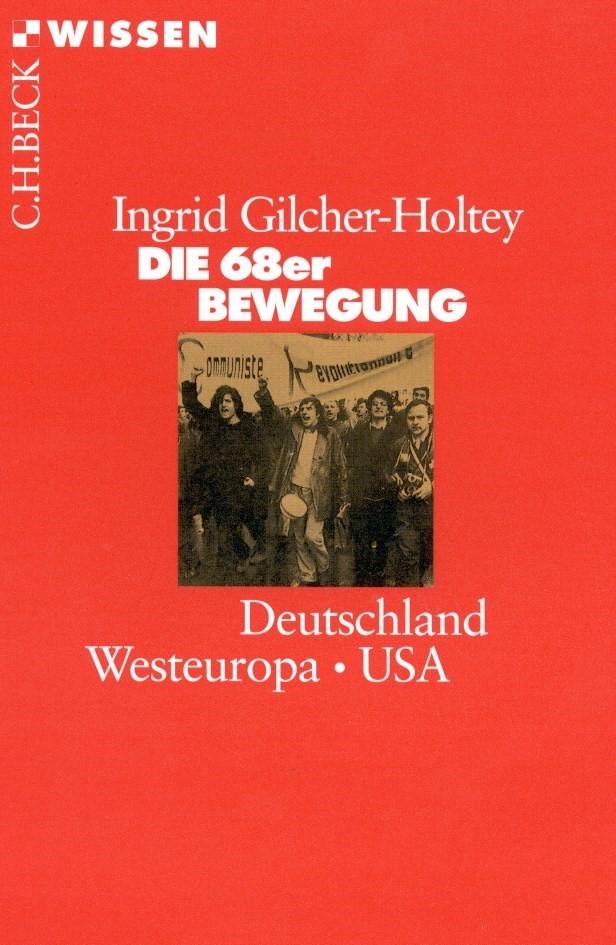 Die 68er Bewegung | 6. Auflage | Buch (Cover)