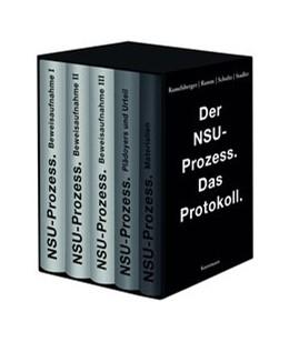Abbildung von Ramelsberger / Schultz   Der NSU Prozess   1. Auflage   2018   beck-shop.de