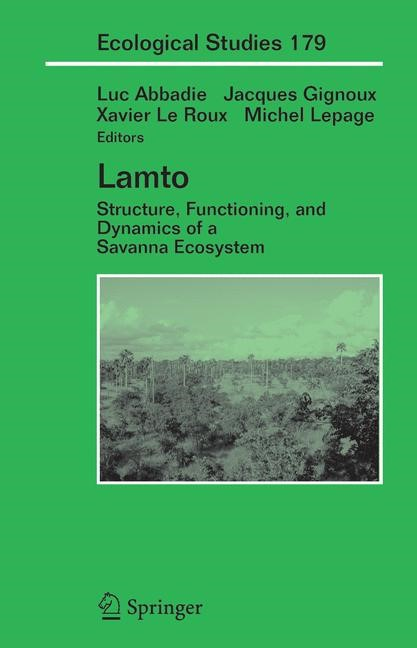 Lamto | Abbadie / Gignoux / Roux / Lepage, 2006 | Buch (Cover)