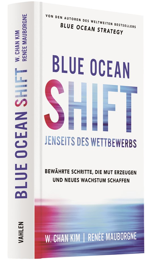Blue Ocean Shift | Kim / Mauborgne, 2018 | Buch (Cover)