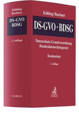 Abbildung von Kühling / Buchner | Datenschutz-Grundverordnung, Bundesdatenschutzgesetz: DS-GVO/BDSG | 2. Auflage | 2018