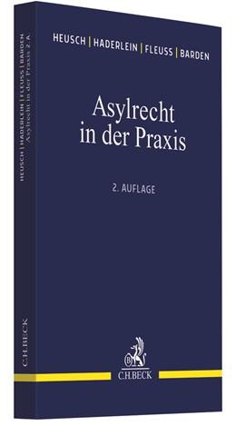 Abbildung von Heusch / Haderlein / Schönenbroicher | Asylrecht | 2. Auflage | 2021