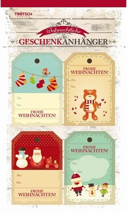 Abbildung von Weihnachtliche Geschenkanhänger | 1. Auflage | 2017 | beck-shop.de