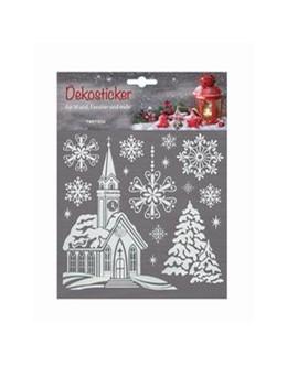 Abbildung von Weihnachtsidylle Dekosticker | 1. Auflage | 2017 | beck-shop.de
