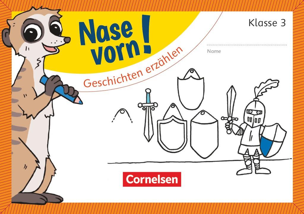 3. Schuljahr - Geschichten erzählen, 2018 (Cover)