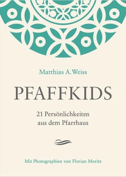 Pfaffkids | Moritz / Weiss | 1, 2017 | Buch (Cover)