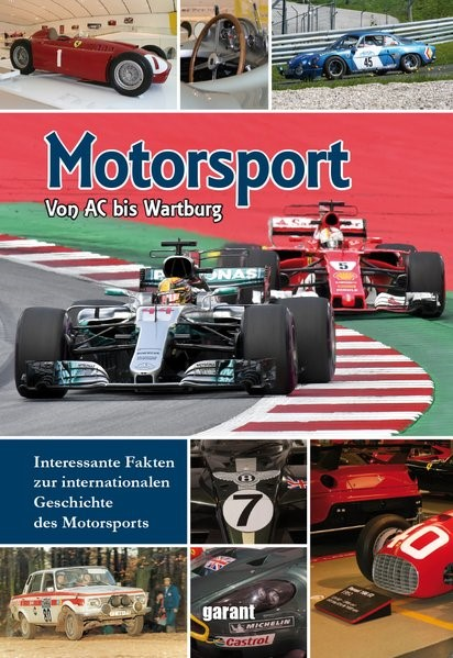 Motorsport, 2010 | Buch (Cover)