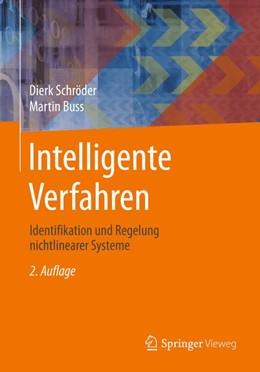 Abbildung von Schröder / Buss   Intelligente Verfahren   2., aktualisierte Aufl. 2017   2018   Identifikation und Regelung ni...