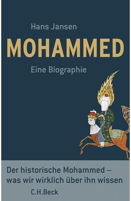 Cover: Hans Jansen, Mohammed