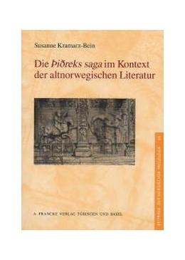 Abbildung von Kramarz-Bein | Die pipreks saga im Kontext der altnorwegischen Literatur | 2002 | 33